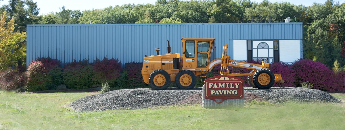 Permalink to: Family Paving